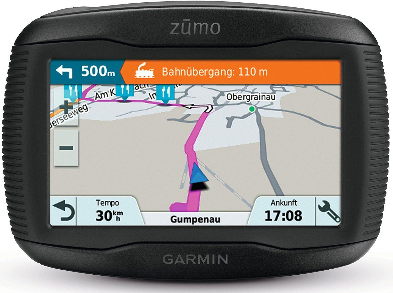 Garmin Zumo 395LM   GPS Moto   4,3 Pouces   Cartes Europe 45 pays