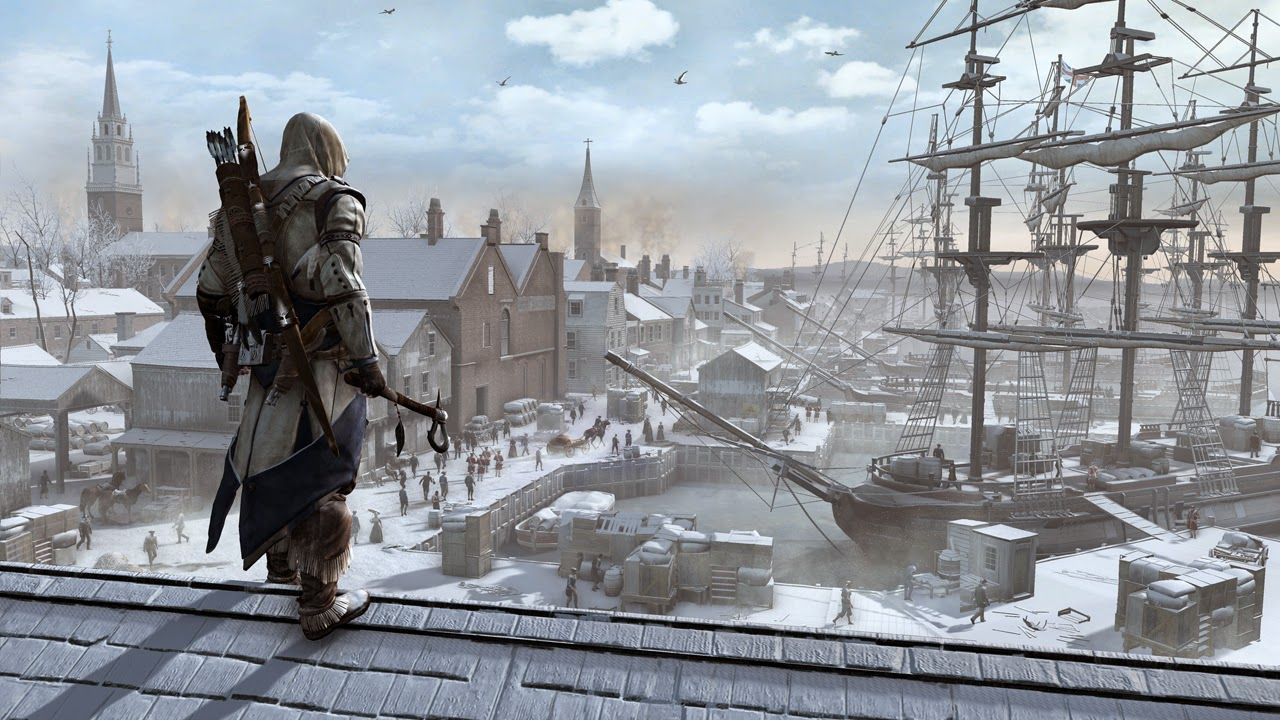 Game+Assassin's+Creed+III+1.jpg (1280×720) アート