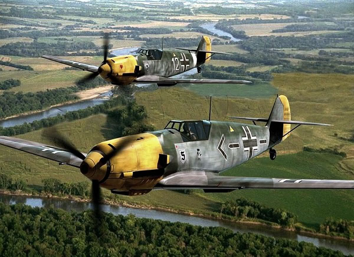 Me 109 on Pinterest | Ww2 fighter planes, Ww2 aircraft and Luftwaffe