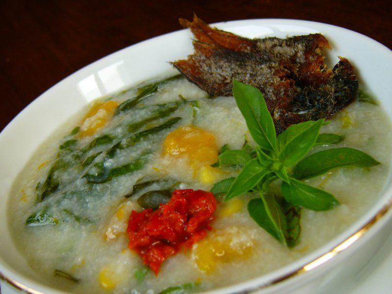 Resep Bubur Menado Ttm Tips Trik Memasak Makanan Sehat Resep Makanan Masakan Indonesia