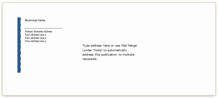 Microsoft Word A7 Envelope Template New Editable Envelope Templates For Ms Word Word Excel Templates Envelope Template Words Envelope