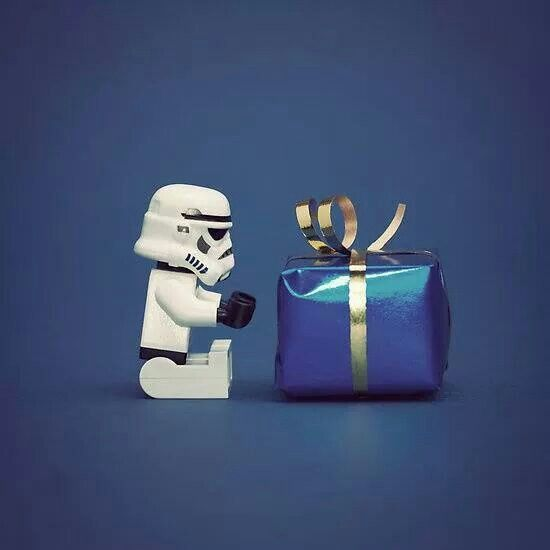 Presents lego stormtrooper lego and birthdays feliz cumpleaos lego stormtrooper birthday bookmarktalkfo Images