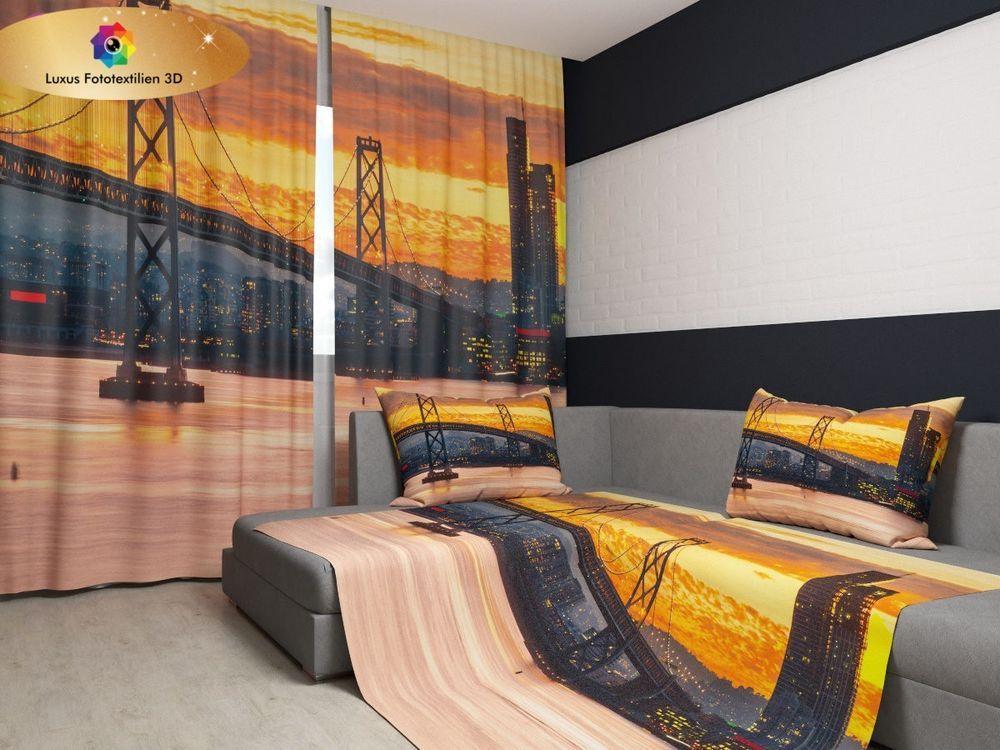 Fotogardine 3D bei Ebayde kaufen Kostenlose Versand - schlafzimmer kaufen ebay