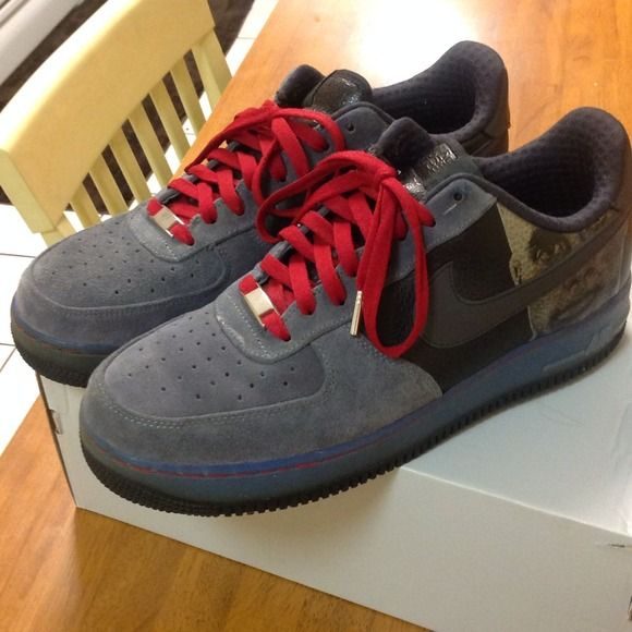 Limited 25th anniversary edition nike Air Force 1