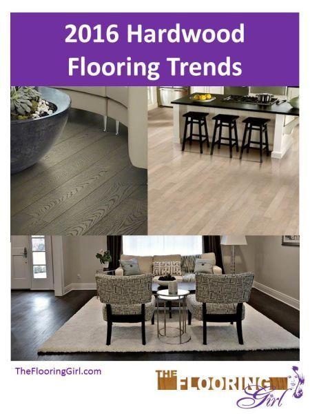 12 hardwood flooring trends for 2016 - Dark Hardwood Castle 2016