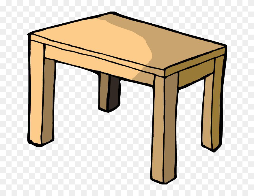 Download Hd Clipart Table Square Table Cartoon Table Png Transparent Png And Use The Free Clipart For Your Creative Project Clip Art Square Tables Table