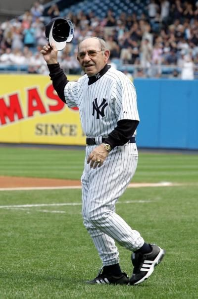 Photo of As Yogi Berra turns 90, baseball tips its cap