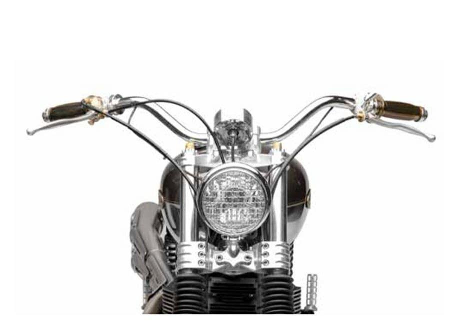 Lsl Handlebar 1 For Your Triumph Bonneville Triumph Scrambler