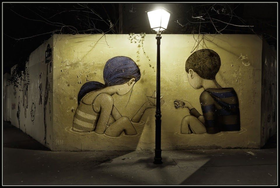 pinterest.com/fra411 #Street#Art by  Seth in Cailles Paris France