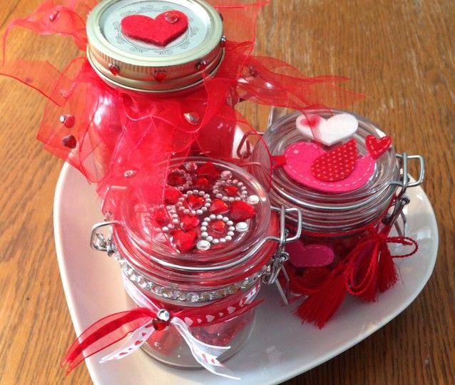 Bricolage bonbonni res pour la saint valentin activit s et loisirs des en - Pinterest bricolage st valentin ...