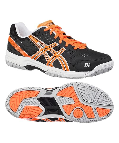 Asics Gel Padel Professional 2SG, couleur rouge, taille uk-5.5