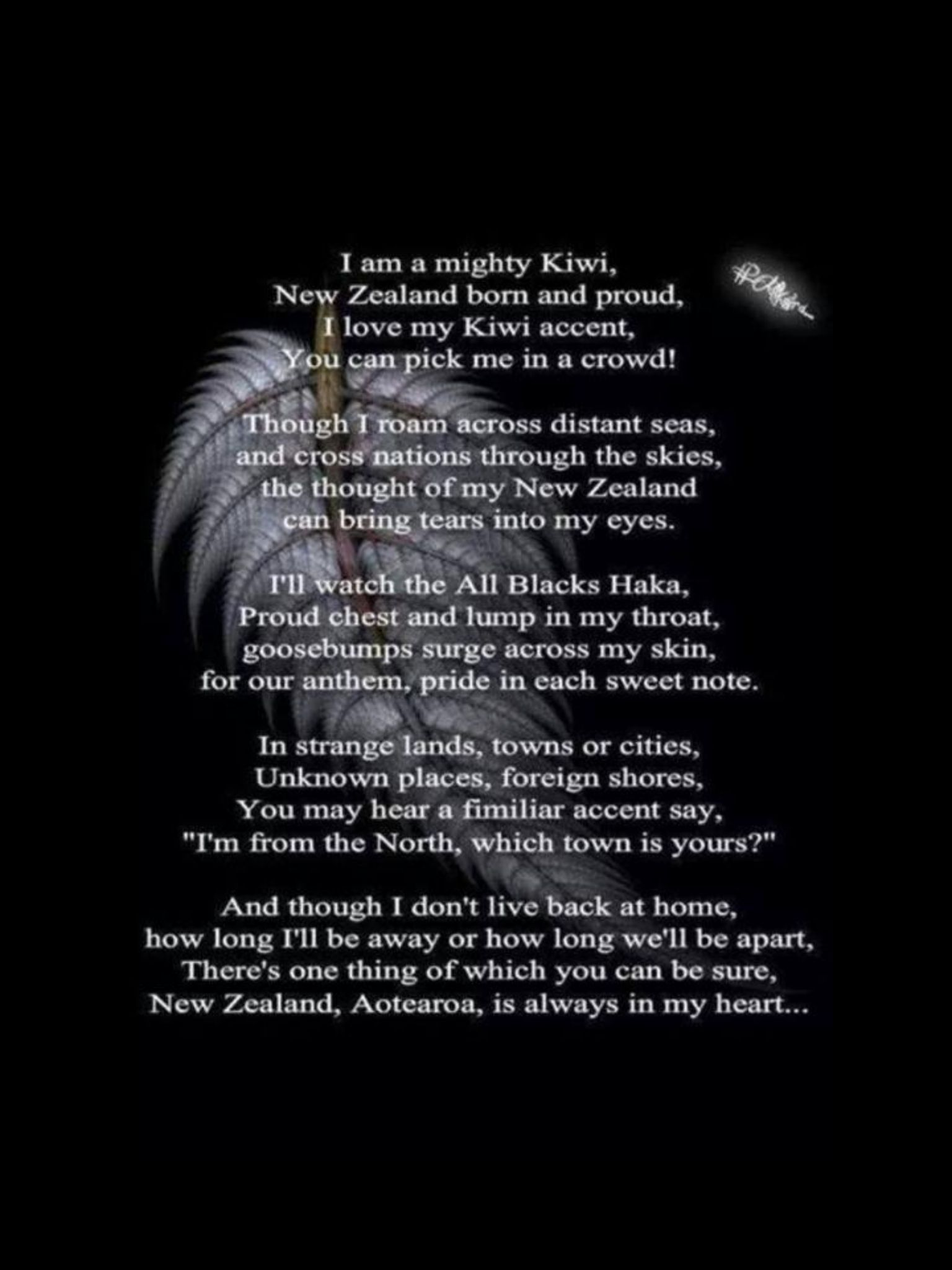 New Zealand will always be home :)