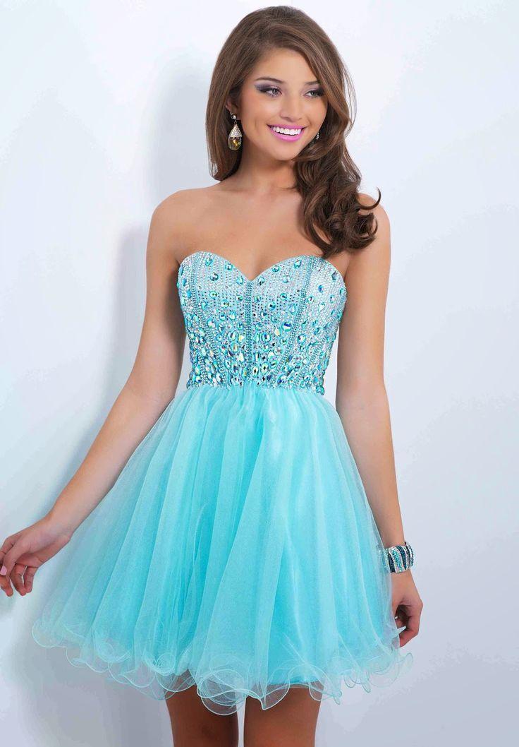 673e9c5df Vestidos cortos de fiesta para adolescentes