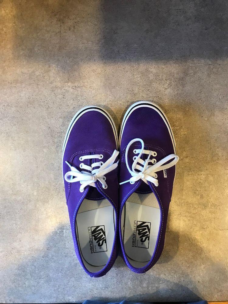 Suede Vans Authentic 44 DX (Anaheim Factory) Purple Size US 12 Men s NDS   fashion  clothing  shoes  accessories  mensshoes  athleticshoes (ebay link) 1f4902618