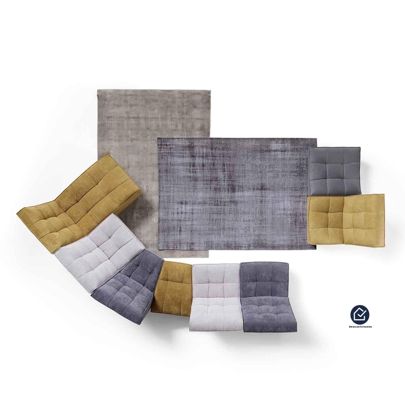 Choisir Un Canapé Densité programme chauffeuses onya. recouvert tissu 100% polyester