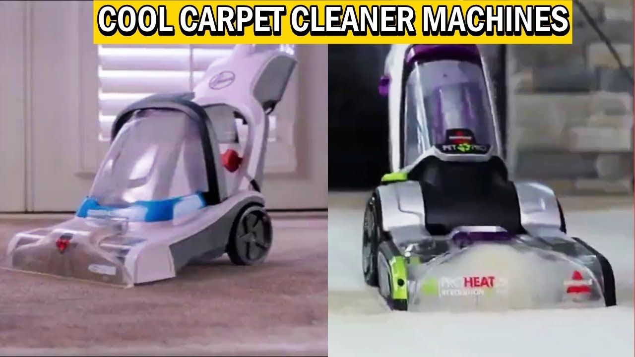 6 Best Carpet Cleaner Machine 2020 That You Must Have In 2020 Carpet Cleaners Carpet Cleaning Machines Best Carpet