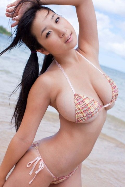 Apologise, but, hottest asian bikini