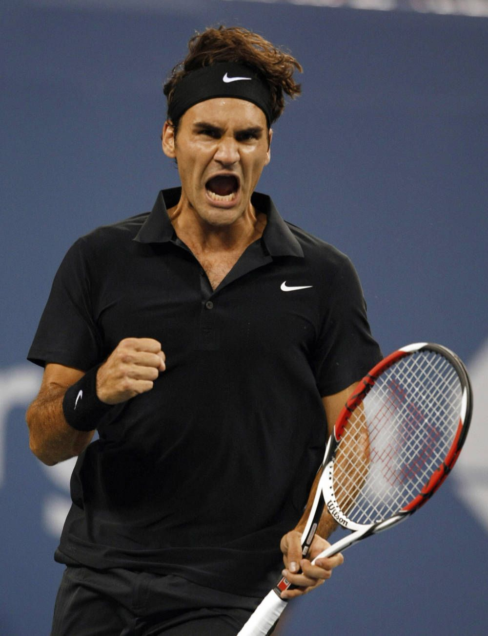 Us Open Style Roger Federer Tennis Clothes Tennis Players Female