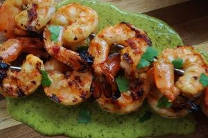 Piri Piri Sauce For Shrimp