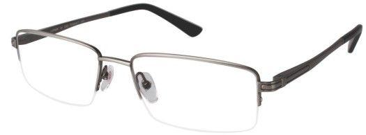 c5fb51dddf6 Captain in Gunmetal- XXL Eyewear from A A Optical