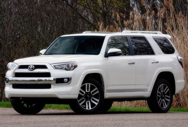 2018 Toyota 4runner Price In India And Pakistan Mobil