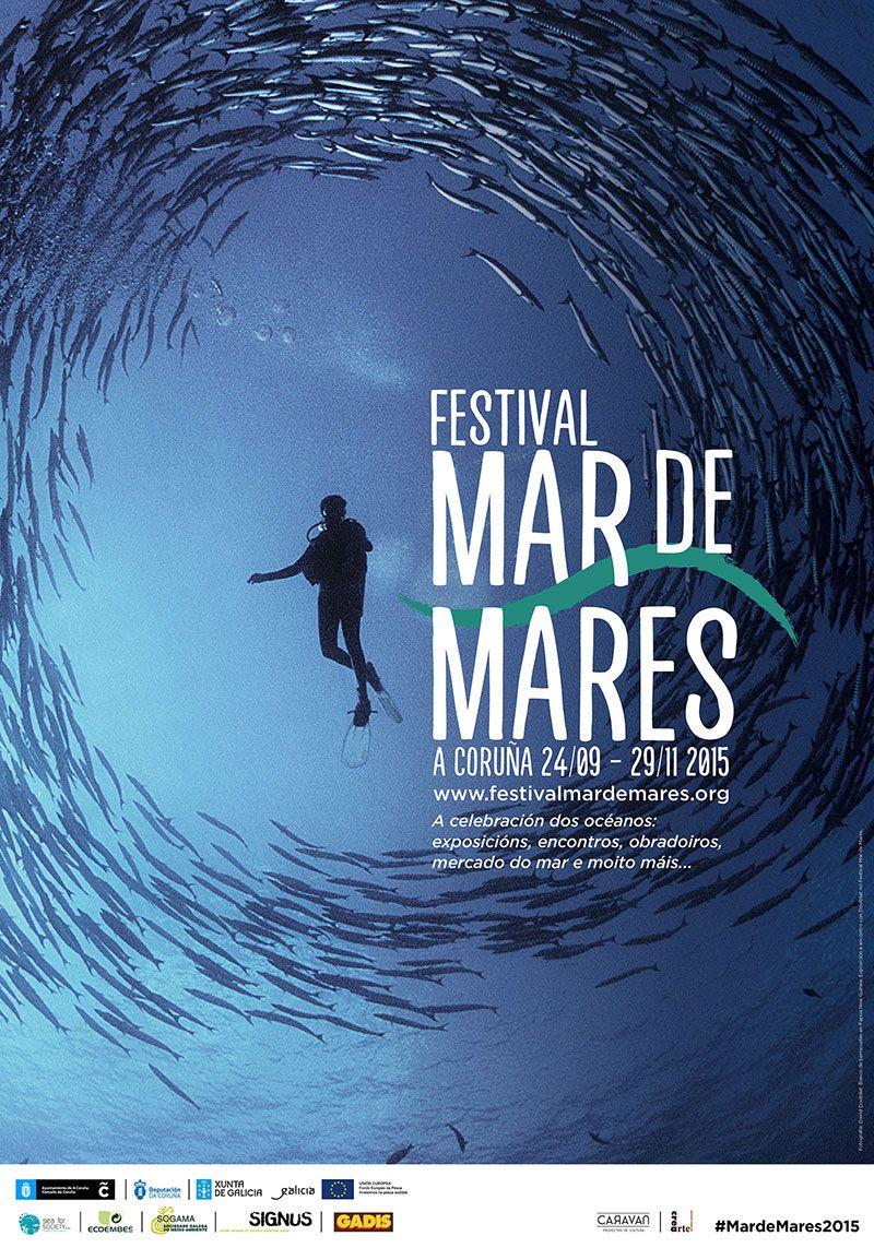 Mar de Mares 2015 - cartel