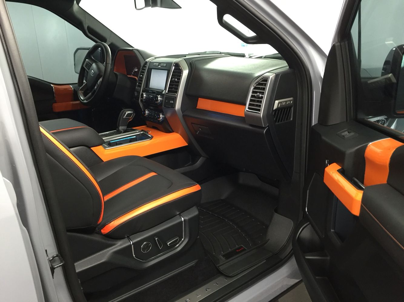 Custom Interior Part 2 F150 Pinterest