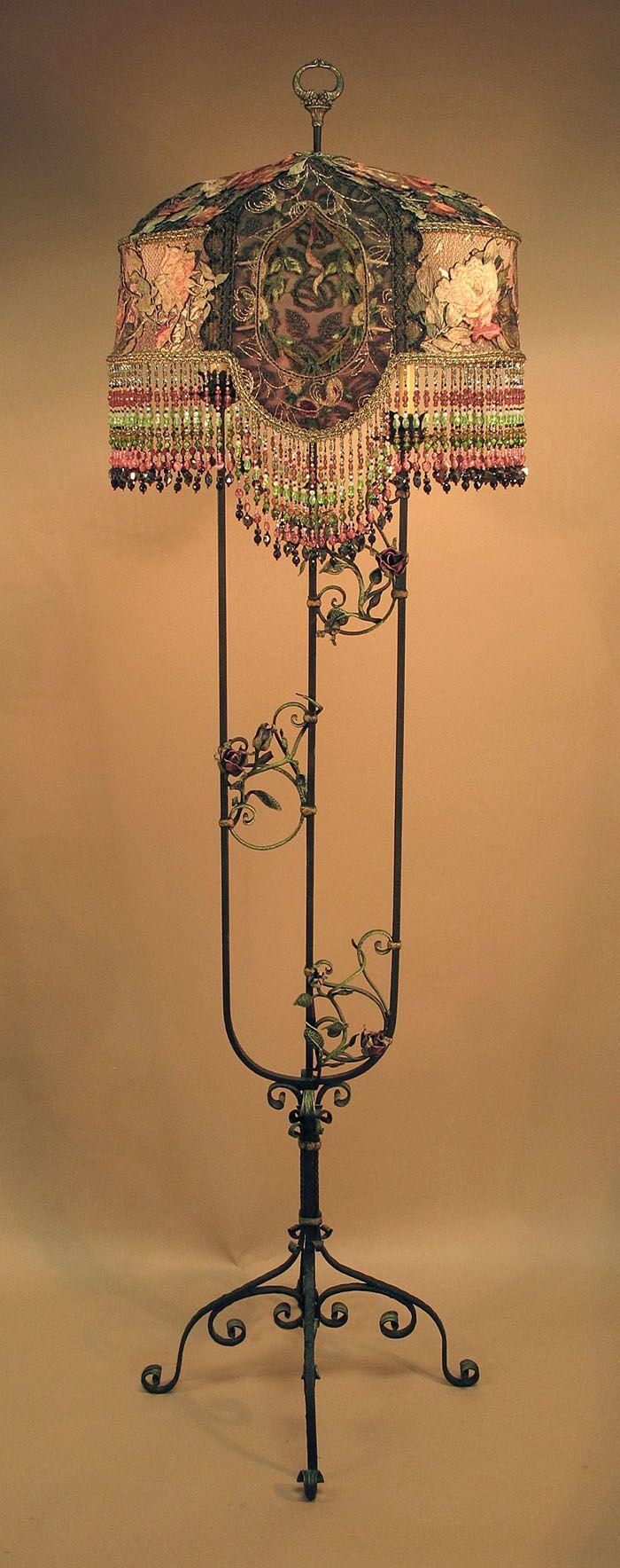 Floor lamp - Awesome   Pinterest - Lampen, Verlichting en Victorian