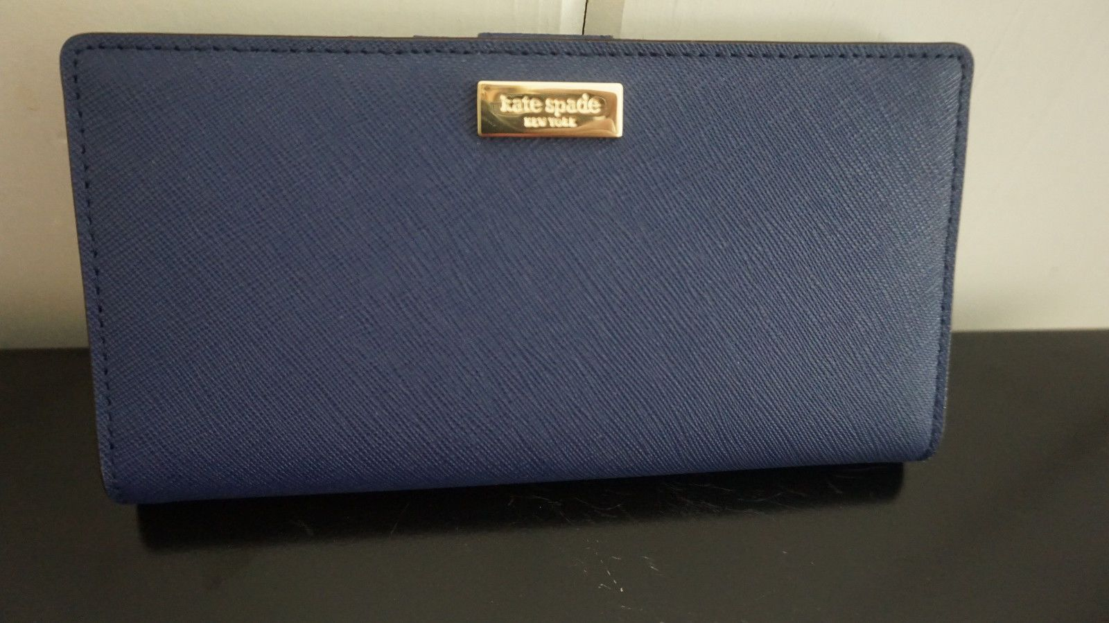NWT KATE SPADE STACY NEWBURY LANE WALLET INDIGO WLRU1601 https://t.co/tZgoN5dbf6 https://t.co/cpZtvvK82z