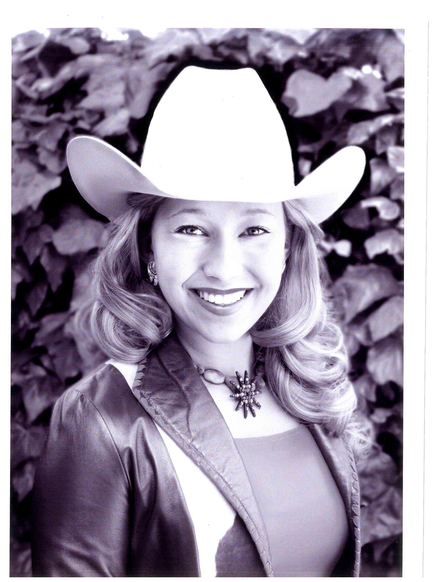 Miss California Rodeo Salinas Contestants California