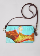VIDA Statement Bag - Hibiscus Blues by VIDA