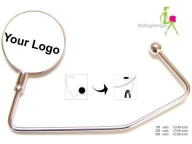 custom corporate gifts handbag hook hanger - Handbag Hook | Handbag Hanger | Bag Holder | Purse Hook