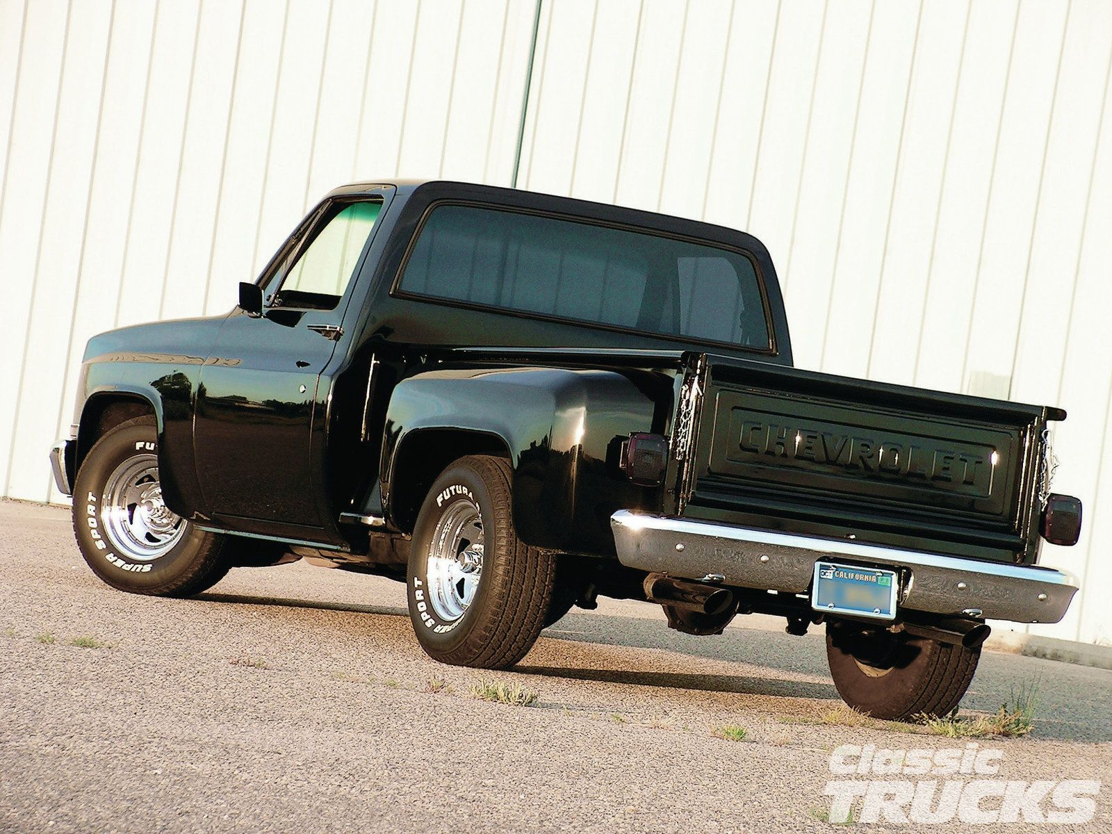 Images for 1986 chevy truck stepside