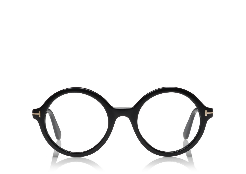 OVERSIZED ROUND OPTICAL FRAME | Shop Tom Ford Online Store | Glasses ...