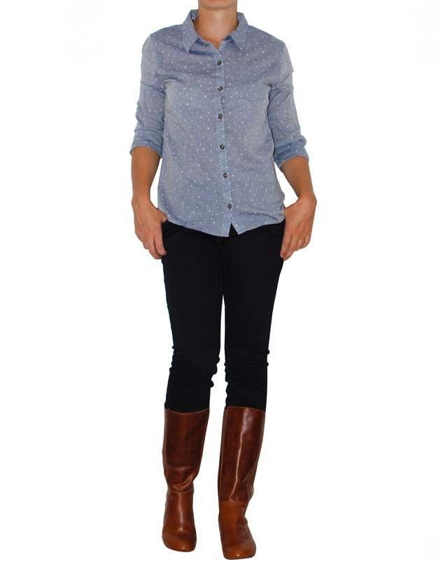 Volcom Not so Classic chemise fluide et fashion