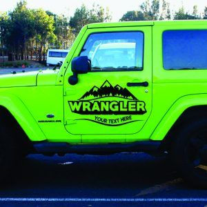 Jeep Wrangler Mountain Top Decal Sticker Jeep Decals Pinterest - Custom windo decals for jeepsjeep hood decals and stickers custom and replica jeep decals now
