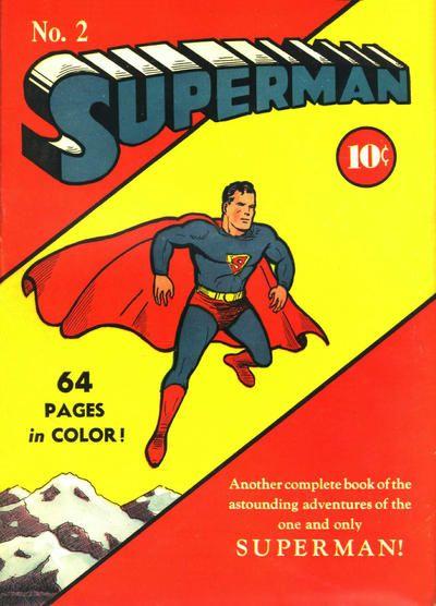 Superman 2 Superman Comic Books Superman Comic Comic Books For Sale