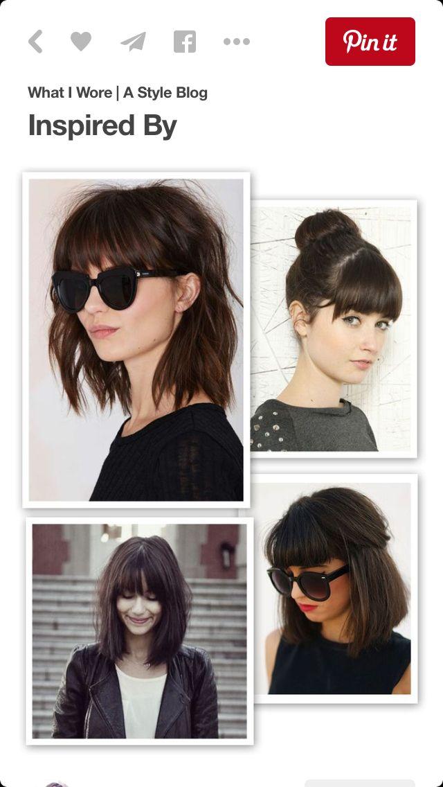Love These Short Hair Inspiration Pinterest Hair Style