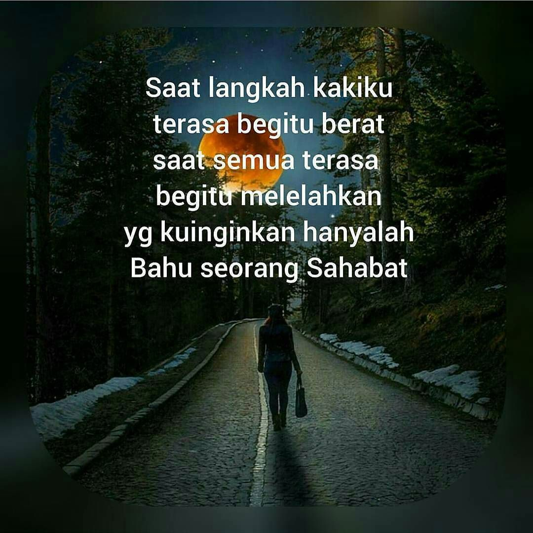 Arti Sebuah Persahabatan Adalah Ia Selalu Ada Untukmu Menguatkanmu