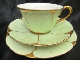 Home Decorated SHelley patel tea trio