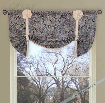 Curtains Valance - Rooms