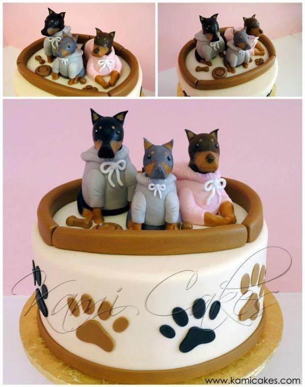 Dog Lover Birthday Cake Dog Lover Cake Dog Lovers Birthday Dog