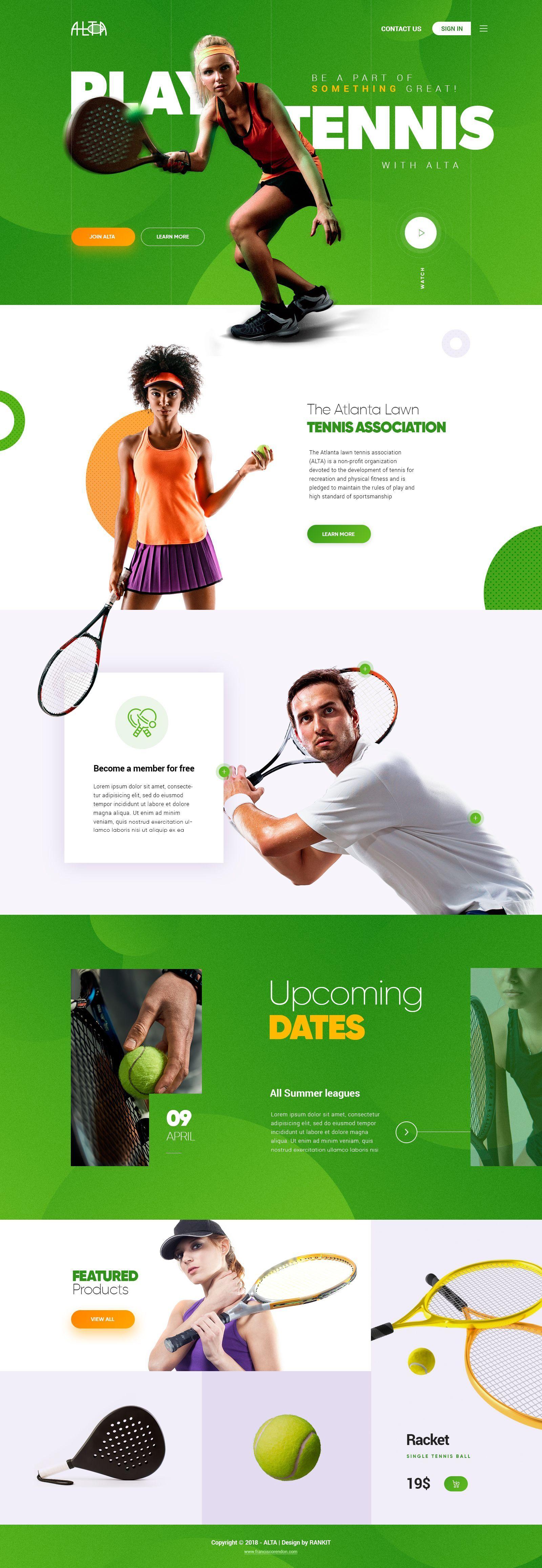 creative website header ui design ideas for inspiration web