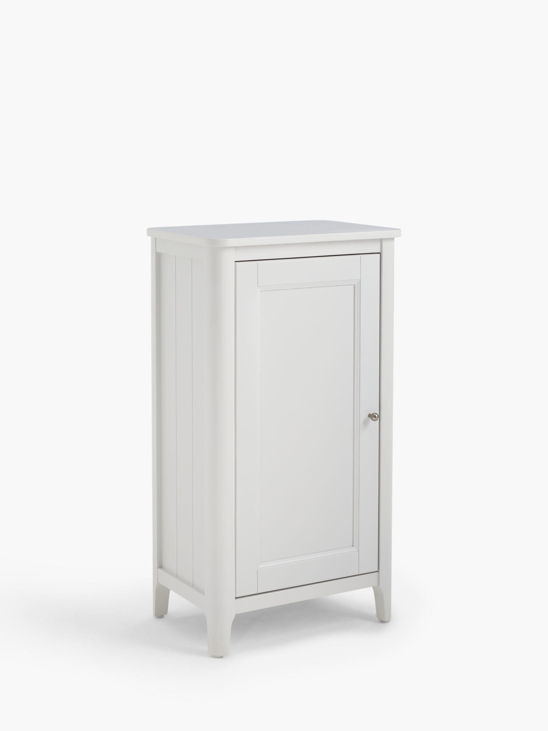 John Lewis Amp Partners Portsman Single Towel Storage Cupboard 1000 Towel Storage Cupboard Storage Storage