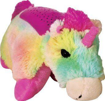 Pillow Pets Dream Lites Rainbow Unicorn Unicorn pillow