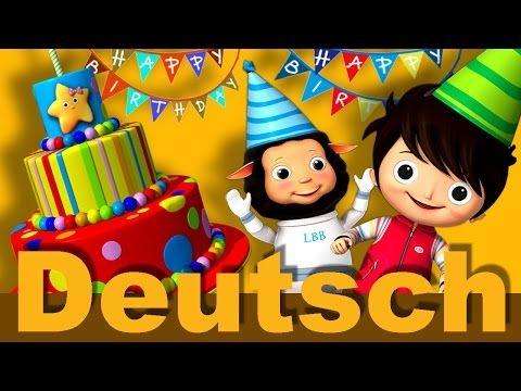 Alles Gute Zum Geburtstag Kinderlieder Littlebabybum