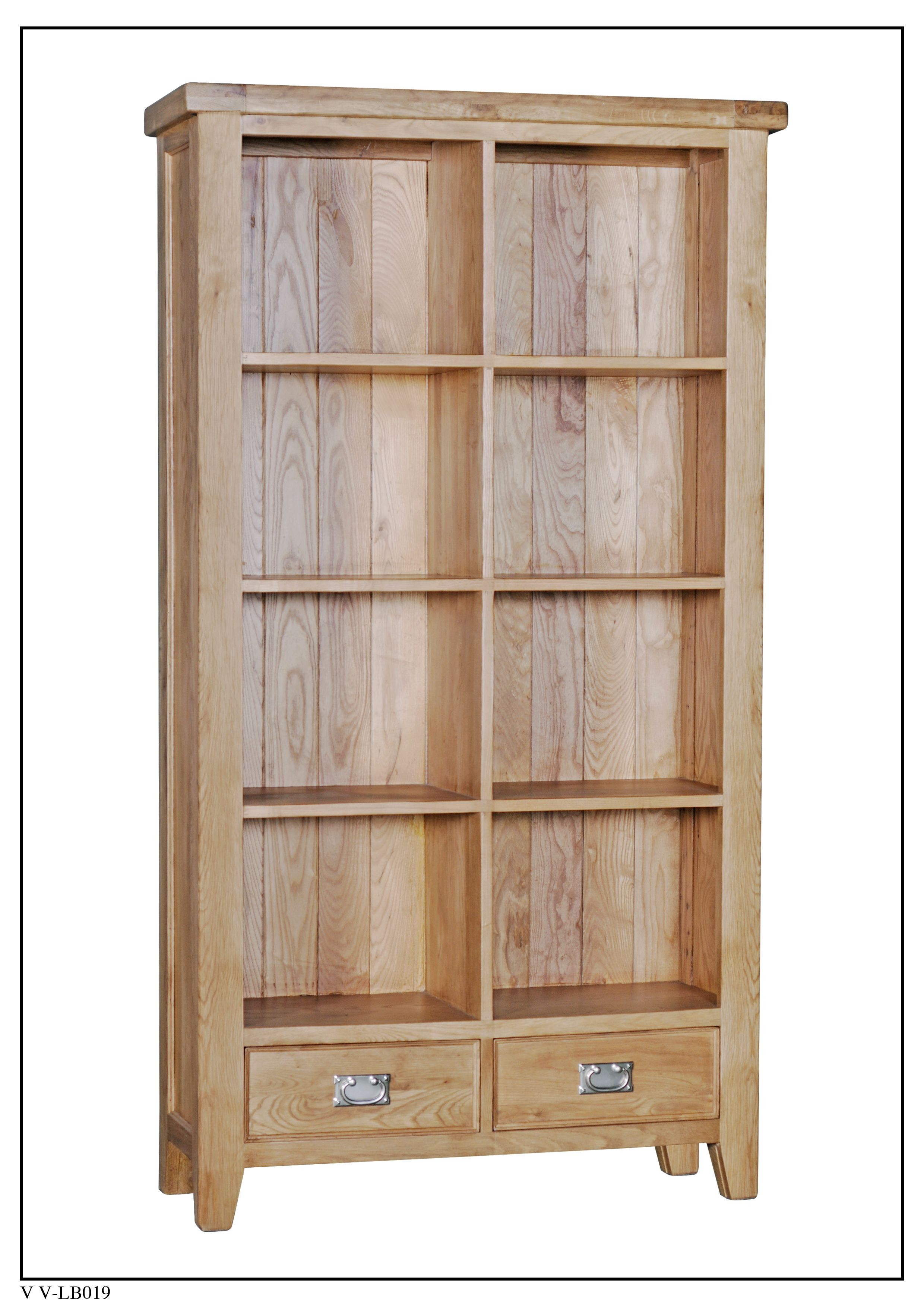 Elephant Furniture Vancouver Value Large Bookcase 1000mm X 360mm 1820mm High