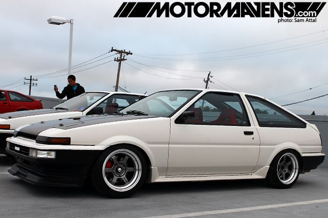 coverage bay area ae86 meet redux in oakland トレノ 旧車 自動車 bay area ae86 meet redux in oakland