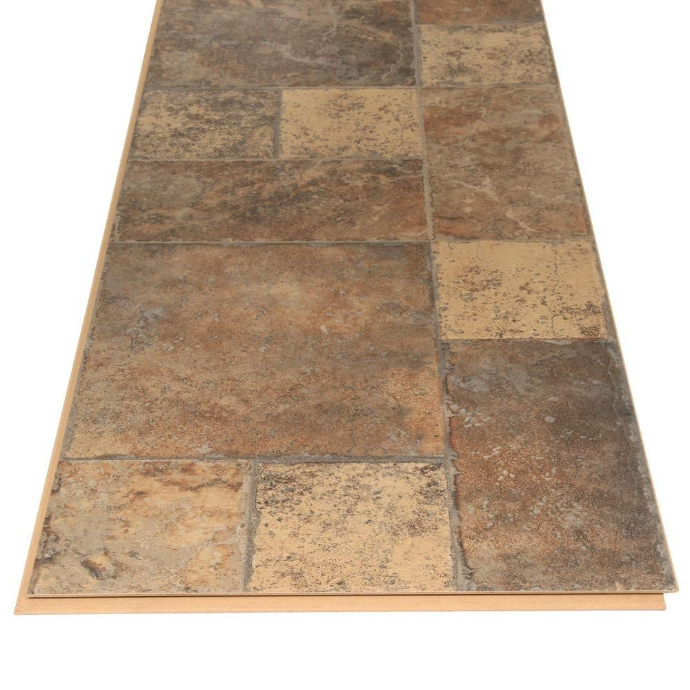 Bruce Aged Terracotta 8 Mm Thick X 15 94 In Wide 47 76 Length Laminate Flooring 21 Sq Ft Case Light