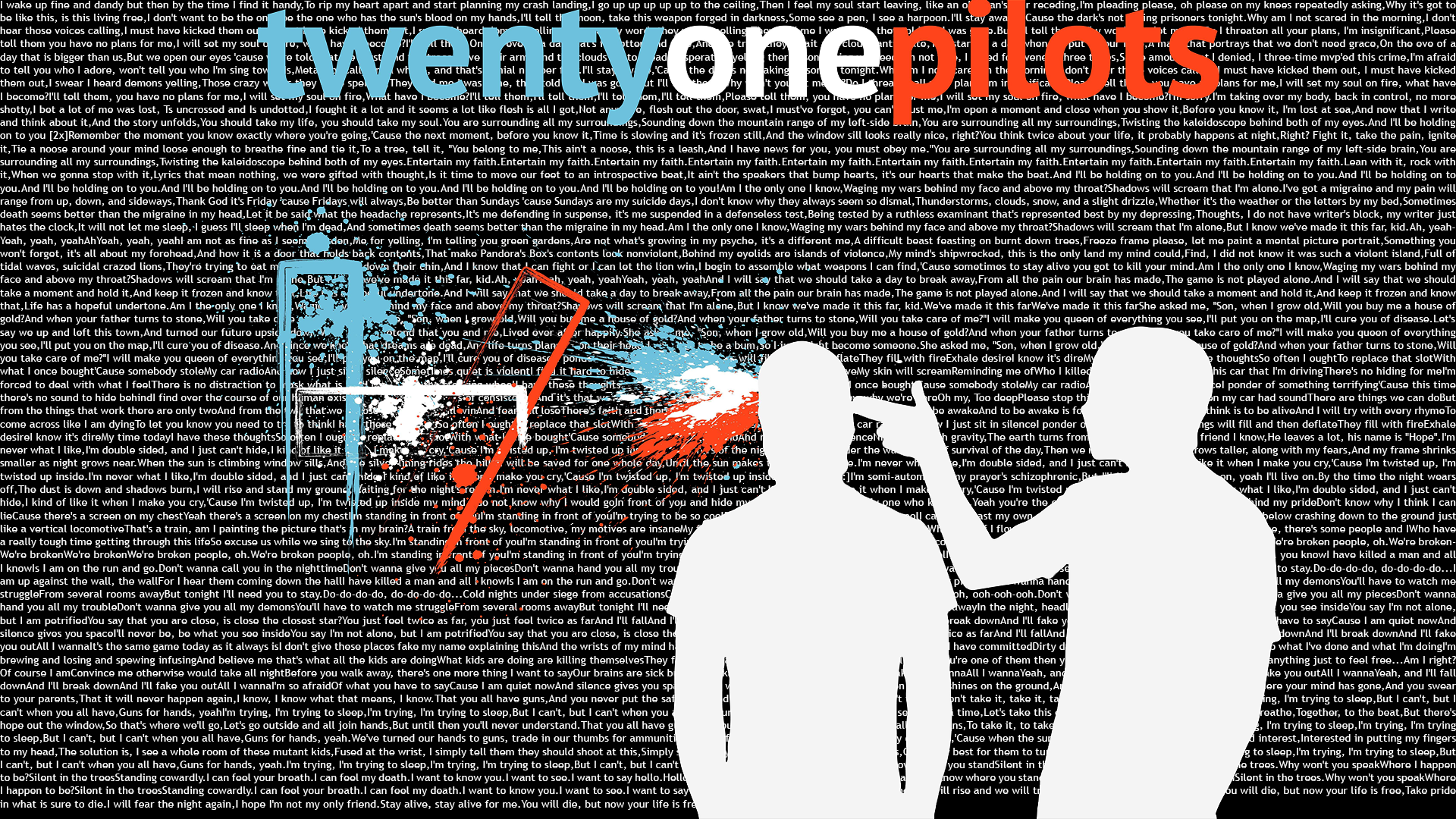 twenty one pilots desktop wallpaper Google Search